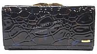 Стильный гламурный лаковый женский качественный кожаный кошелек PRENSITI art. PR76-76998A