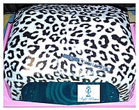 Гибридная уф лампа  CCFL+LED 36вт белый леопард