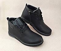 Отличная обувь на зиму в коже и в замше