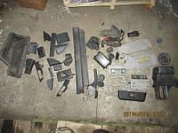 Все пластики салона Toyota Avensis