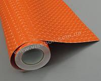 Пленка 4D CAT EYES оранжевого цвета.
