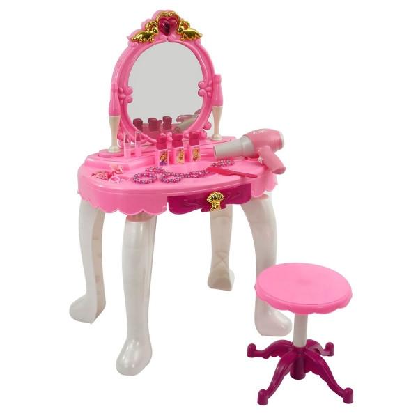 Туалетный столик для девочки, трюмо 008-23