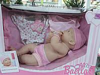 Куколка малыш как живой 40 см с набором одежды