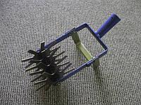 Культиватор  ручной (стальная звездочка)