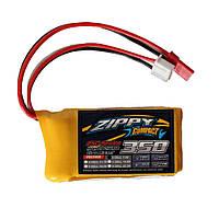АКБ ZIPPY Compact 350mAh 2S 25C Lipo 7.4 v Pack