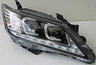 Toyota Сamry V50 оптика передняя ксенон Lexus стиль