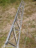Алюмінієвий щогла АМ-440-24, фото 4