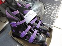 Ролики размер 39-40 последние с витрины фиолетовые