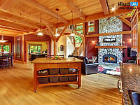 Отделка деревянного дома под ключ, фото 1