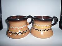 Чашка для кофе- чая в украинском стиле
