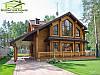 Деревянный дом. Строительство дома из профилированного бруса