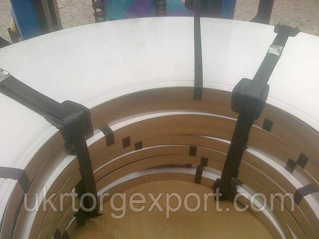 Нержавеющая лента ( пр-ва Германии ) 0,4мм*5мм материал: 1,4310 (AISI 301, 12Х18Н9 ) Нагартовка: 1600МПа