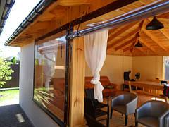 ПВХ шторы и мягкие окна