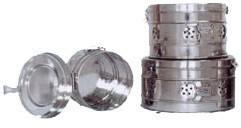 Коробка стерилизационная круглая КСК-6 бикс