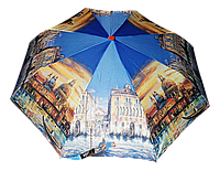 Современный женский зонт, полуавтомат Венеция RST FDG-877675, фото 1