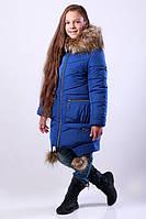 """Зимние куртки на девочку """"Эрика"""", фото 1"""