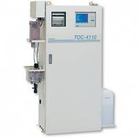 Потоковый анализатор общего органического углерода Shimadzu TOC-4110 (снят с производства)