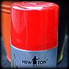 Эмаль термостойкая Красная, жаростойкая до 600 град.С «New Ton» Красная