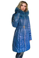 Пальто волна