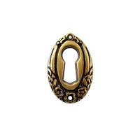 Декоративна ключевіна SM30850-AB античне золото, фото 1