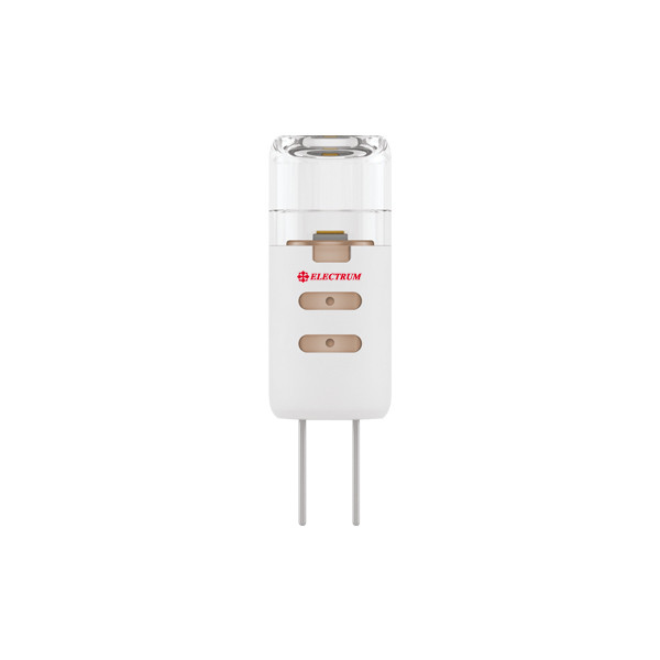 LED лампа G4 1.5W(70lm) Electrum  2700K 12V AC/DC AP A-LC-0145