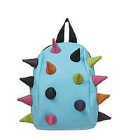 Рюкзак с шипами Mad Pax Rex Mini BP маленький дошкольный Aqua Multi (KAB24484936)