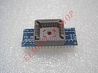 PLCC32 DIP32 адаптер переходник для программатора
