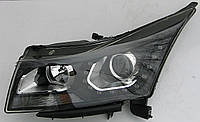 Chevrolet Cruze оптика передняя ксенон стиль Volkswagen