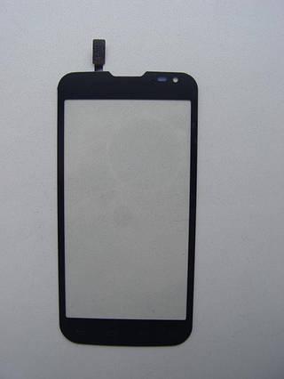 Сенсор тачскрин LG Optimus L90 Dual D410 черный