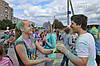 Легкоатлетичний пробіг з фарбами Холі в Первомайському!