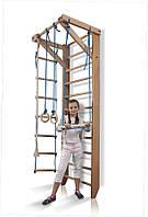 Детская деревянная шведская стенка сосна Sport 2 - 240