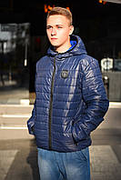 Легкая мужская демисезонная куртка
