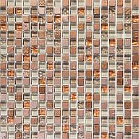 Мозаика из стекла и камня Vivacer DAF18