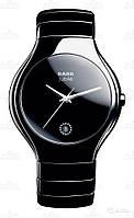 Мужские часы RADO Jubile Crystals Черный