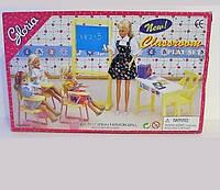 "Мебель для кукол ""Gloria"" Школа 9916"