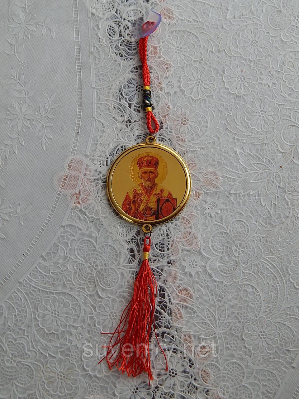Православная иконка в авто