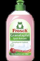 Фрош - натуральное  средство  для мытья посуды с экстрактом граната  Frosch Granat 500 мл