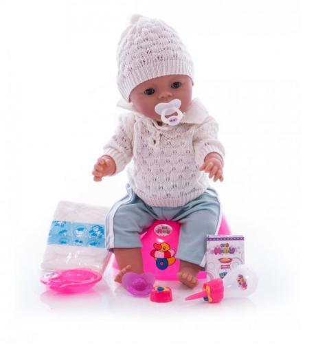 Кукла-пупс с аксессуарами