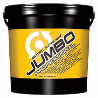 Гейнер Scitec Nutrition Jumbo Proffesional (6480 g)