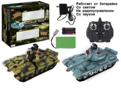 Танковый бой на радиоуправлении , фото 2