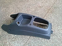 Консоль передняя с отверстиями для подогрева сидений Daewoo Lanos ЗАЗ Ланос ЗАЗ Сенс