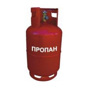 Novogas Балон газовий побутовий 27 л (бутан)