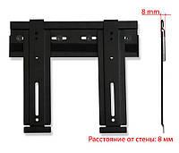 Кронштейн ультратонкий для LCD-LED тв КВАДО К 35