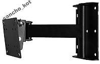 Крепление наклон+поворот для LCD-LED ТВ КВАДО К23