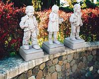 Статуя Дошкольники
