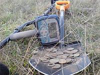 Ручной баланс грунта на металлоискателе Минелаб Х-Терра 705