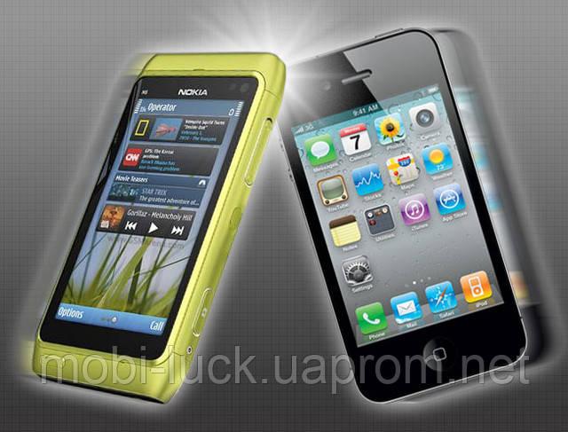 Китайские телефоны смартфоны iPhone и Nokia не разочаруют!