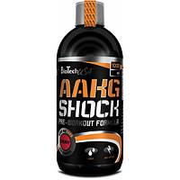 AAKG Shock Extreme Biotech, 1 литр