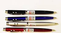 Ручка шариковая 3в1 с лазерной указкой и фонариком