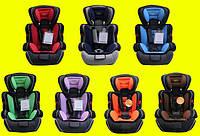 Надёжные детские автокресла 9-36 кг, наклон спинки